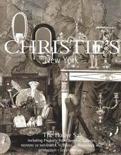 Christie's Sale 1439 The House Sale Auction Catalog December 2004