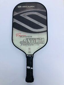 Selkirk Sport Pickleball Paddle Invikta AMPED Midweight Black New