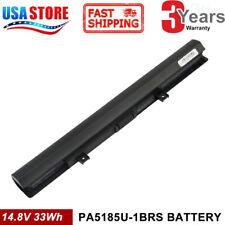 PA5185U-1BRS Battery For Toshiba Satellite C55-B C55-B5299 C55-B5202 Laptop
