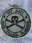 Vietnam War 5th Special Forces Green Beret MACV SOG  A-411 DET Patch