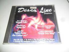 DISCO LIVE COMPILATION CD 1994 BUONE CONDIZIONI ORIGINALE RARO