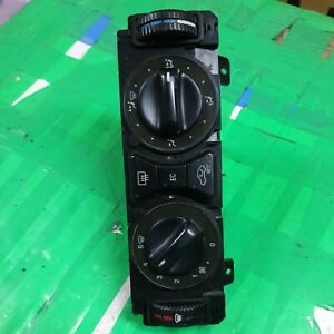 Mercedes W202 W208 W210 Climate control panel control Heating 2108302985