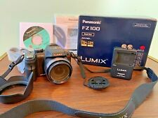 Panasonic Lumix DMC-FZ100 Full HD camera EXCELLENT Complete Package W/ Box Leica