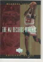 MICHAEL JORDAN 1999 UPPER DECK HARDCOURT #J5 MJ RECORDS ALMANAC FOIL INSERT!