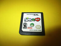 The Sims 2: Pets Nintendo DS Lite DSi XL 3DS 2DS Game