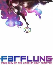 Farflung RPG: PRESALE Science-Fiction Roleplay After Dark base/core rulebook New