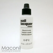 OPI - Nail Lacquer Thinner - Solvent Restores Life To Thickened Nail Polish 60ml