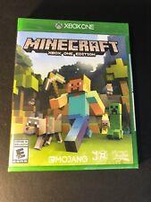 Minecraft [ XBOX ONE Edition ] (XBOX ONE) NEW