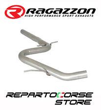 RAGAZZON TUBO CENTRALE NO SILENZIATORE SEAT LEON 2 II 1P 2.0TDI DPF 125kW 170CV