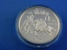 "China, 5 Yuan, ""Polo"", 1993   (B27)"