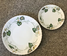 Occupied Japan Gorgeous Ivy China Dishes, Excellent, Gold Trim, Authentic Ivy
