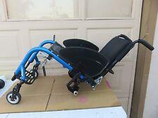 """TiLite Aero Z Lightweight Wheelchair Wheel Chair Ti Lite 250 LB MAX 13""""X16"""" ??"""