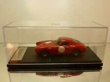 BBR FERRARI 250 SWB - MICHAEL OPREY - RED 1:43 - EXCELLENT IN BOX