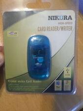 Nikura Card Reader/Writer High Speed