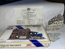 HO SCALE TRAINS URBAN RENEWAL PROJECT BUILDING KIT
