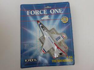 Ertl Force One: F-16 Thunderbirds NEW In Original Packaging #1488