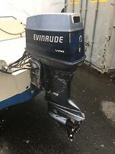 "1988 Evinrude Johnson OMC 70 hp Carbureted 20"" Outboard Boat Motor Engine 60 90"