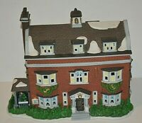 Dept 56 Dickens Village Gad's Hill Place 57535 WITH GREEN BOX