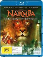 THE CHRONICLES OF NARNIA: THE LION, THE WITCH AND THE WARDROBE [NEW BLURAY]