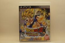 Dragon Ball Z Ultimate Tenkaichi (Sony PlayStation 3, 2011)