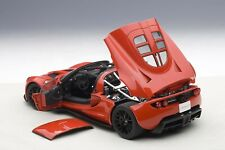 HENNESSEY VENOM GT COUPE SPIDER 2012 RED AUTOART 75403 1/18 ROSSO ROT ROUGE