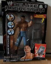 WWE Figur Jakks Pacific John Cena Deluxe Aggression Serie 23