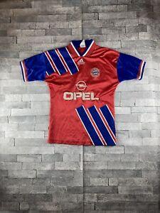Vintage Bayern Munich 1993/95 Adidas Home Shirt - Size XS
