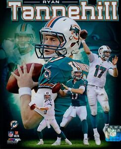 Ryan Tannehill Miami Dolphins NFL Licensed Unsigned Matte 8x10 Photo A