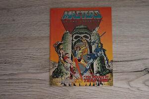 Mini Comic MOTU Masters of the Universe - The Menace of Trap-Jaw!
