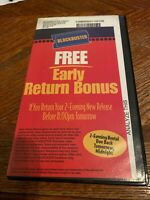 Analyze This Vhs Blockbuster Defunct Video Store Rare Billy Crystal