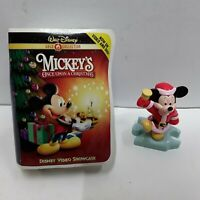 Walt Disney Mickey's Once Upon a Christmas McDonalds Happy Meal Mickey Ornamen