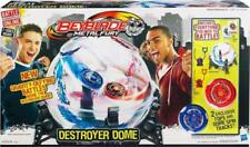 Beyblade Metal Fury Destroyer Dome Set arena trottole combattimento Hasbro 2012