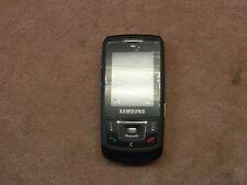 Samsung SGH-D900 mattschwarz [ohne Simlock]