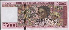 Madagaskar 25.000 Francs (1998) Pick 82