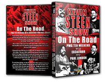 The Kevin Steen Show with Excalibur & Paul London DVD-R, PWG Pro Wrestling WWE