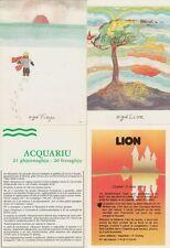 ASTROLOGY HOROSCOPE 200 Cartes Postales 1900-1970