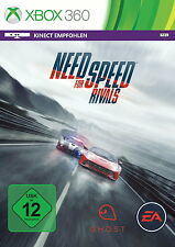 Need For Speed: Rivals (Microsoft Xbox 360, 2013, DVD-Box)