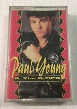 Paul Young & The Q-Tips NEW & SEALED Tape Cassette