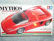 Ferrari Mythos Pininfarina Tamiya 1/24 Modelo de Coche Kit #24104