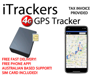The BUDDY - Portable, rechargeable 4G GPS Tracker that can last up to 365 days!