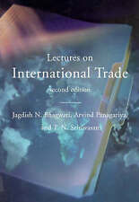Lectures on International Trade - 2nd Edition by Bhagwati, Jagdish N., Panagari