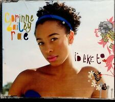 Corinne Bailey Rae - I'd Like To (CD 2007) No Love Child