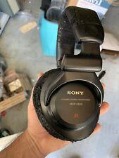 Sony MDR-V600 Stereo Pro Studio Headphones Japan Made Needs Padding