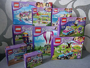 Lego Friends Various Set's for Selection - Nip