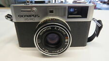 Olympus 35RC Rangefinder 35mm Film Camera GREAT SHAPE