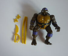 1996 TMNT Turtles figure Coil Force Donatello - 100% complete