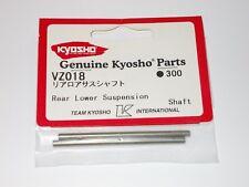 Kyosho VZ018 Rear Lower Suspension Shaft (2pcs) For V-One S / R / RR / RR Evo