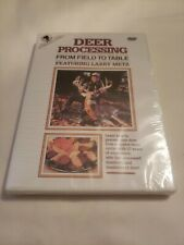 Deer Processing From Field To TableDvd (1990)