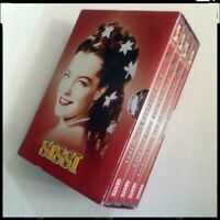 SISSI RARO BOX 4 DVD vendita editoriale - ROMY SCHNEIDER