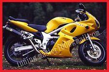 SUZUKI SV 650 1998 - 2002 - TUNING SIDE FAIRINGS / PANELS - LEFT + RIGHT + NEW +